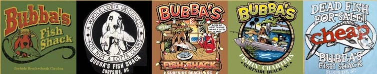 Panel of Bubbas T-shirts