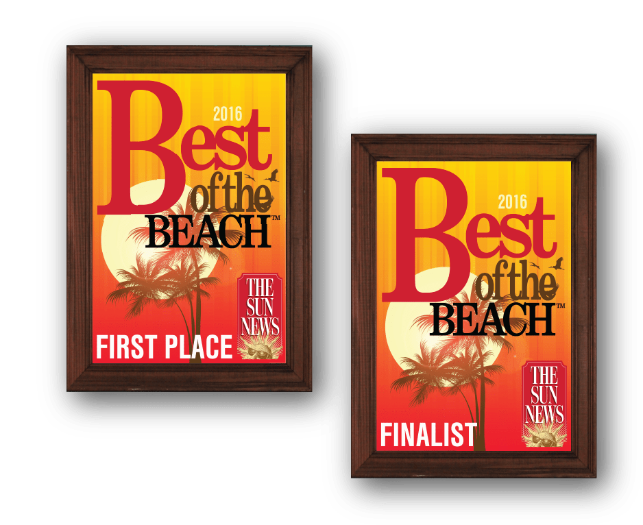 Best of the beach Award