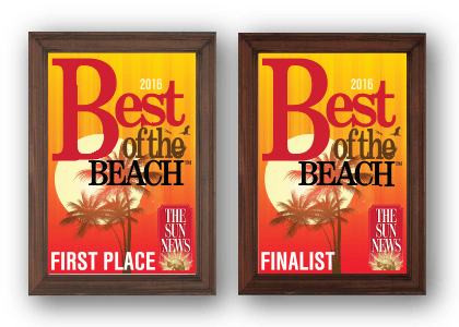 Best of the beach Award 2018