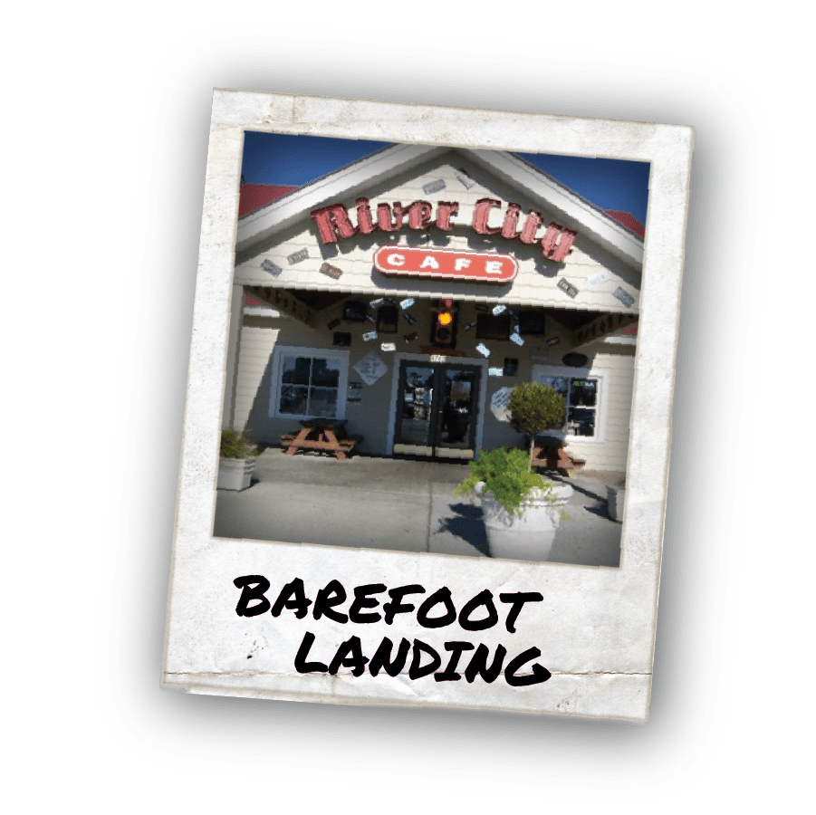 Barefoot LAnding River City Cafe Image