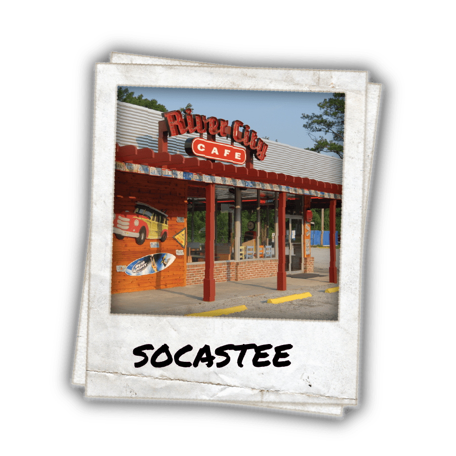 Socaste River City Cafe Image