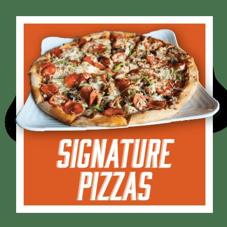 Signature Pizzas