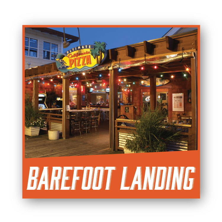 Barefoot Landing Ultimate California Pizza Store