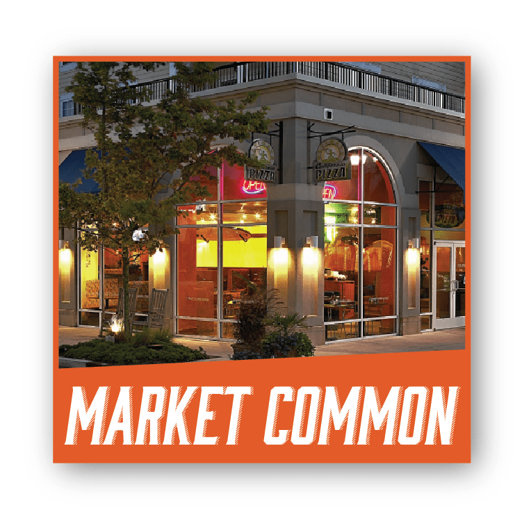 Market Commons Ultimate California Pizza Store