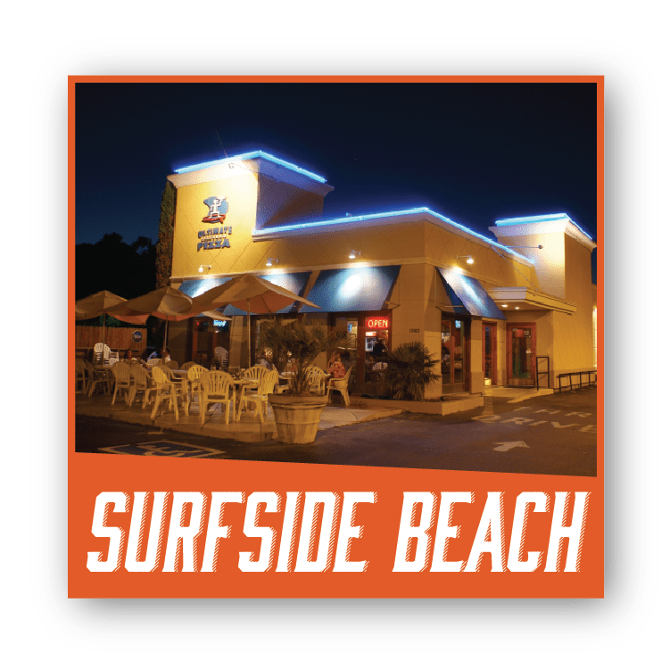 Surfside Beach Ultimate California Pizza Store