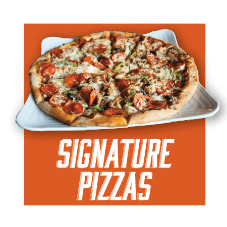 Signature Pizzas
